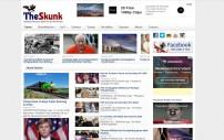 TheSkunk.org (satire)------ Writer