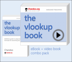the Vlookup Book