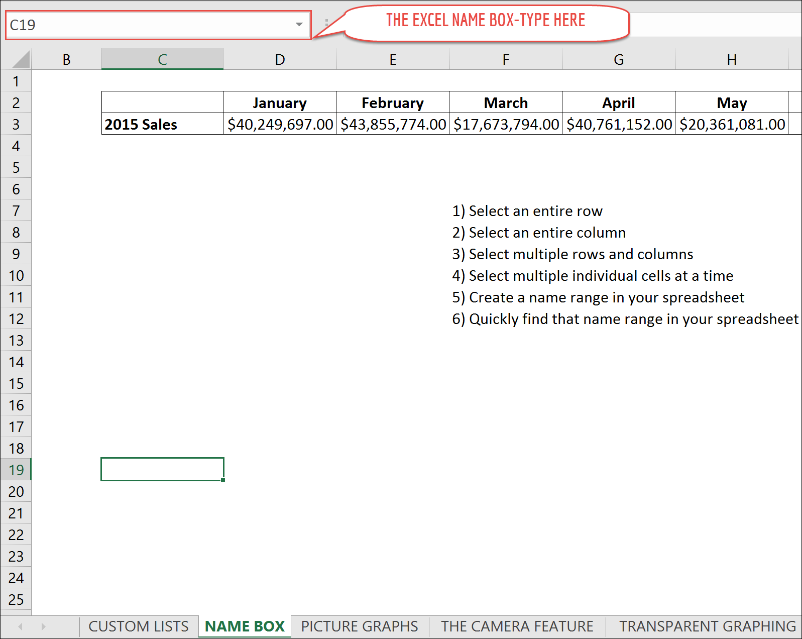 Although I've Only Technically Written Here That There Is One Step To This  Excel
