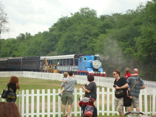 Parrish Florida Railroad Museum