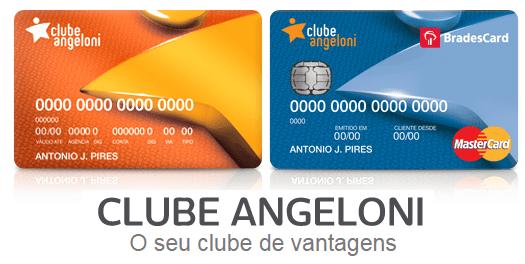 Bradescard Clube Angeloni: Cartão Fatura e 2ª via