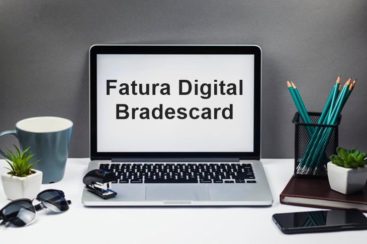 Fatura Digital Bradescard