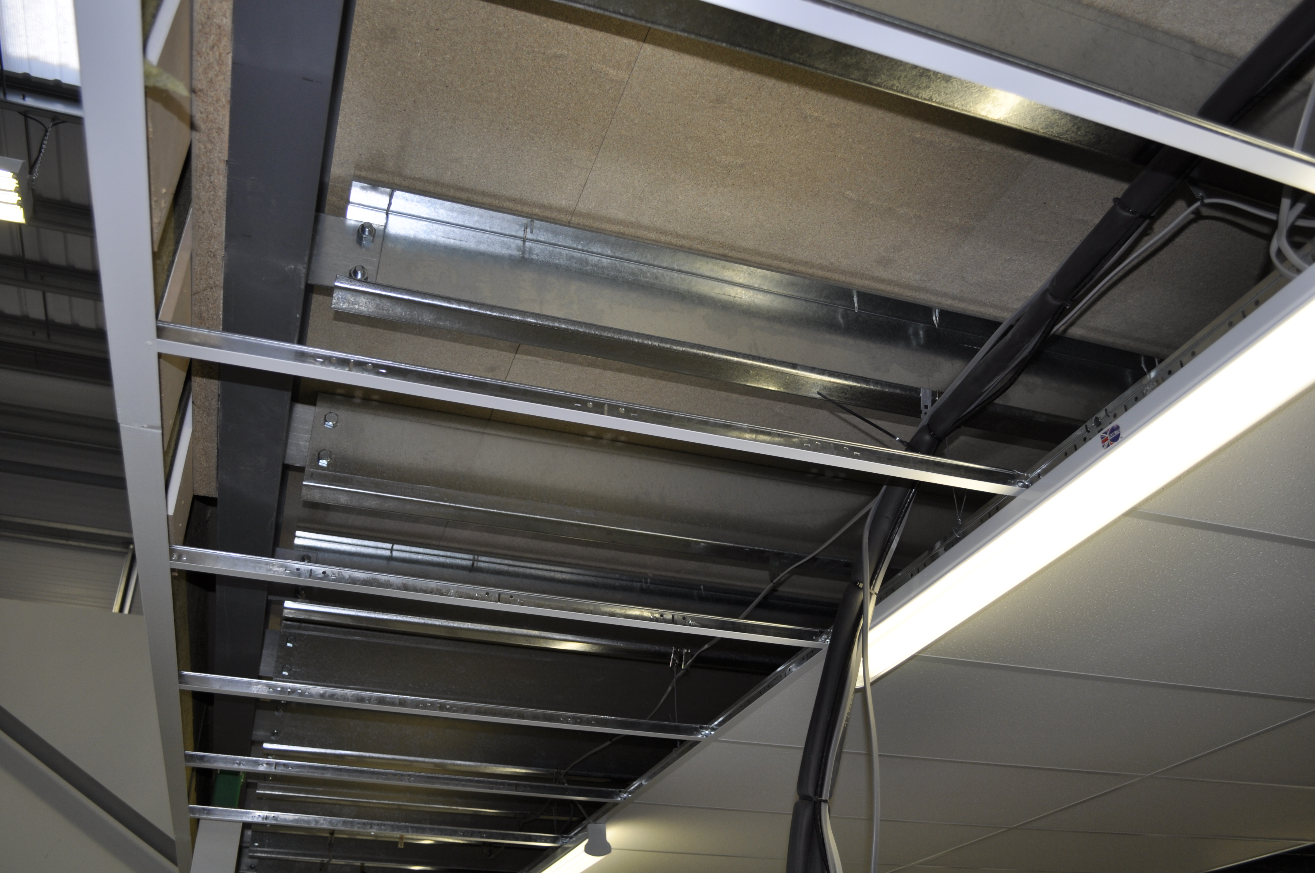Fire Protection  Mezzanine Floors