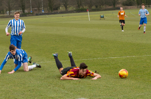 Bradford City Academy vs Hartlepool Untied Academy