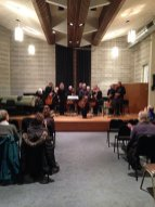 Orchestra Recital Jan 2015
