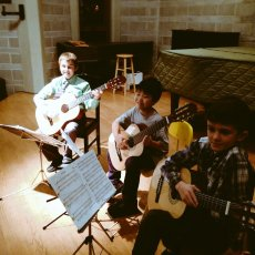 Youth Guitar Trio in Victoria