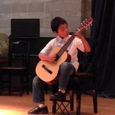 Victoria Guitar Students & Lessons