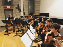 Student Guitar Recital 2020