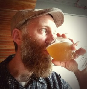 Brad Fruhauff, beer & spirits writer