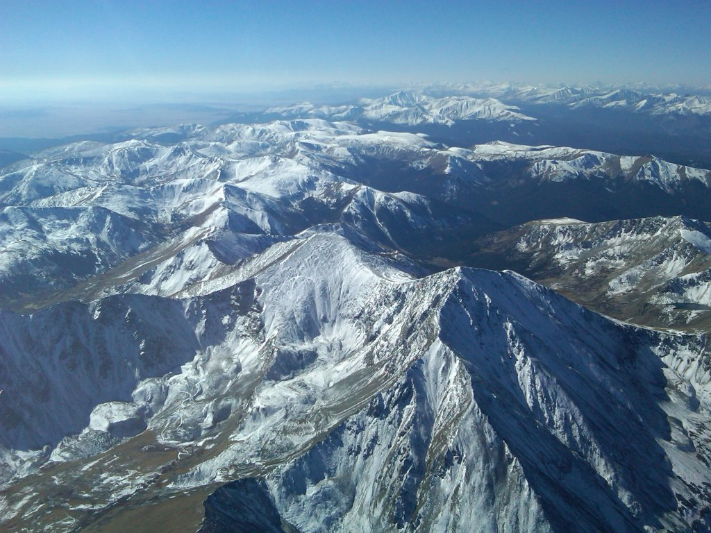 Aspen Dreams Flying The Rocky Mountains