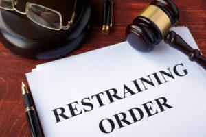 restraining order san diego