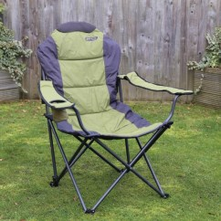 Padded Folding Chairs Uk Pottery Barn Napoleon Quest Elite Deluxe Comfort Recliner Chair Sage Reclining Previous