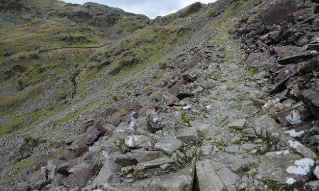 Croesor Rhosydd Slate Mine