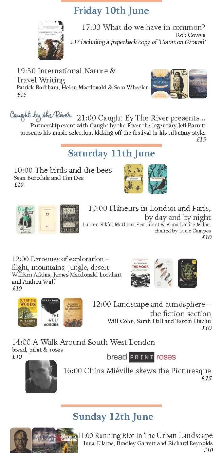 Balham Lit Fest E-Flyer