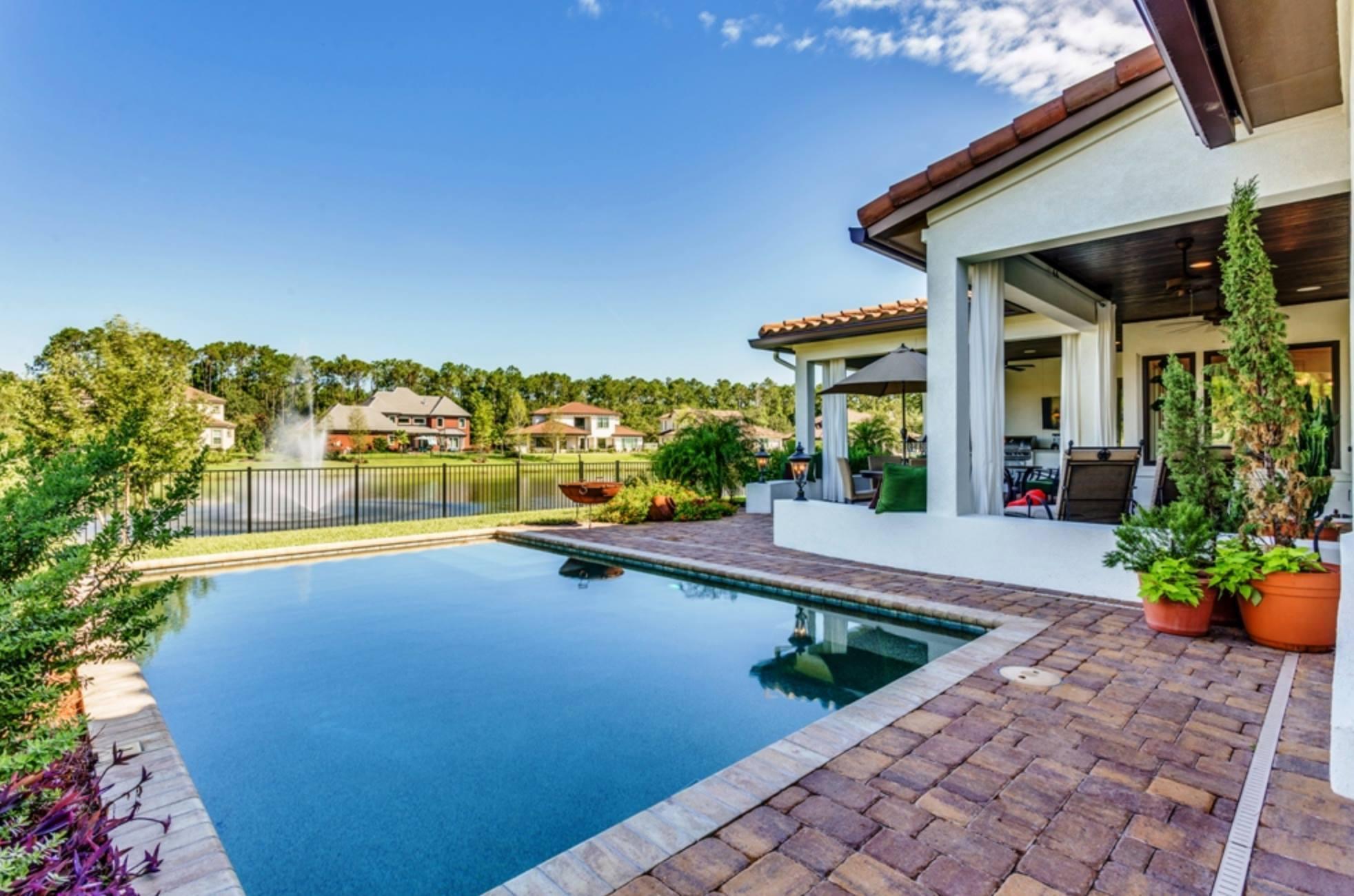 pool homes for sale jacksonville fl