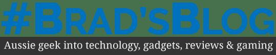Brad's Blog