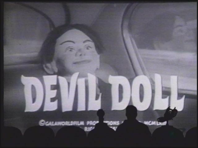 Devil Doll Riffed by MST3K