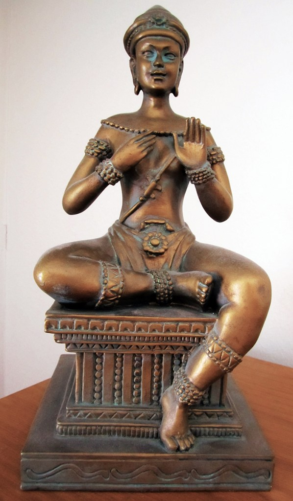 January 9th. Hindu Goddess.