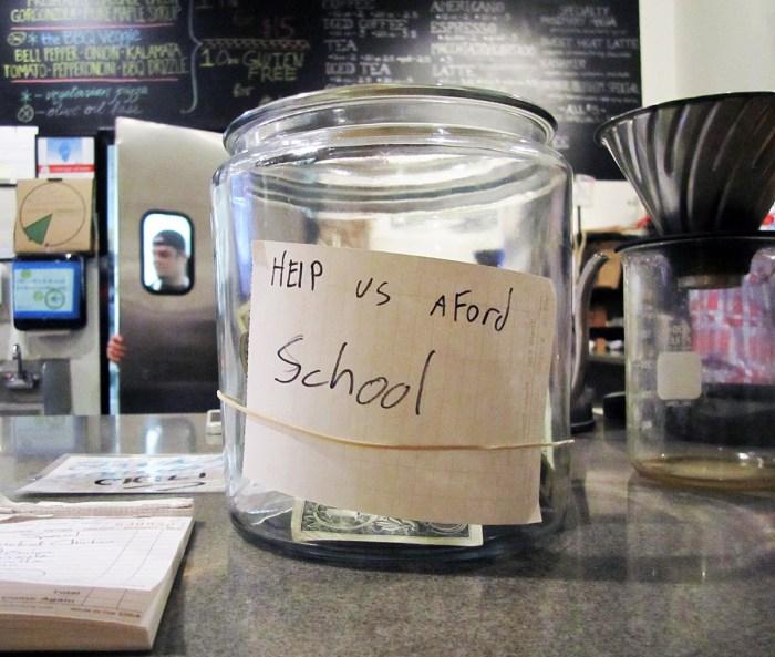 January 11th. Help us aFord school.