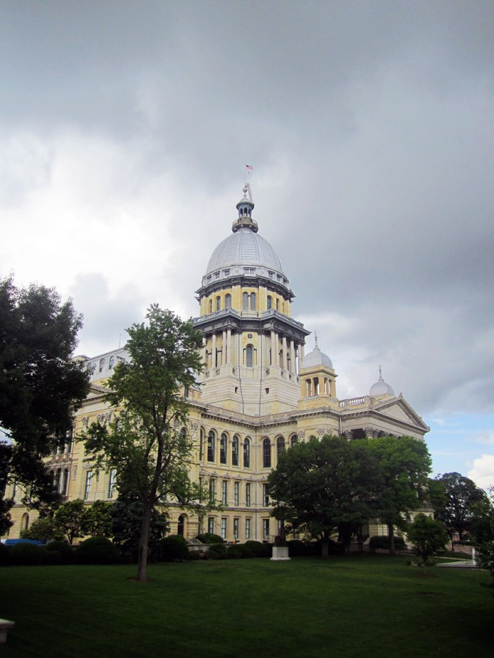 May 15th: New Capital Building (Springfield, IL)