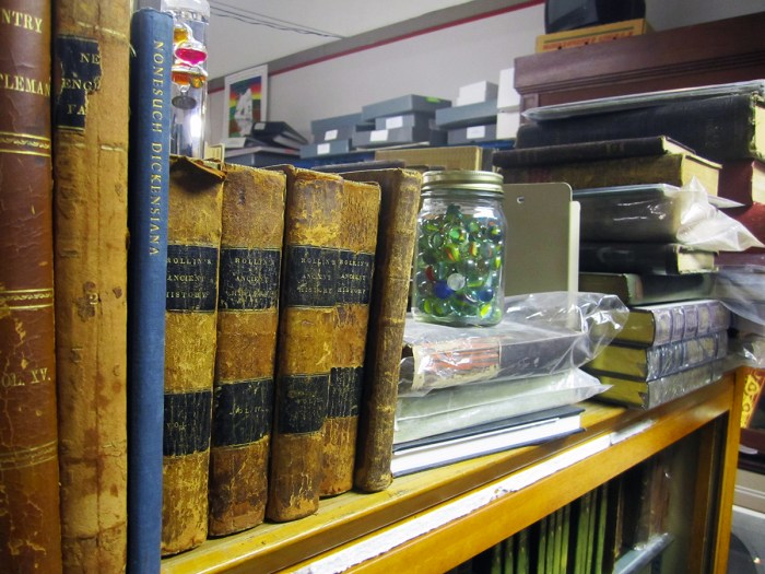 May 9th: Bookstore (Springfield, IL)