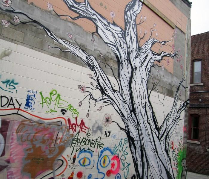 May 31th: Graffiti (Urbana, IL)