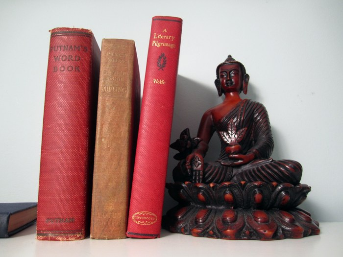 Buddha and Books