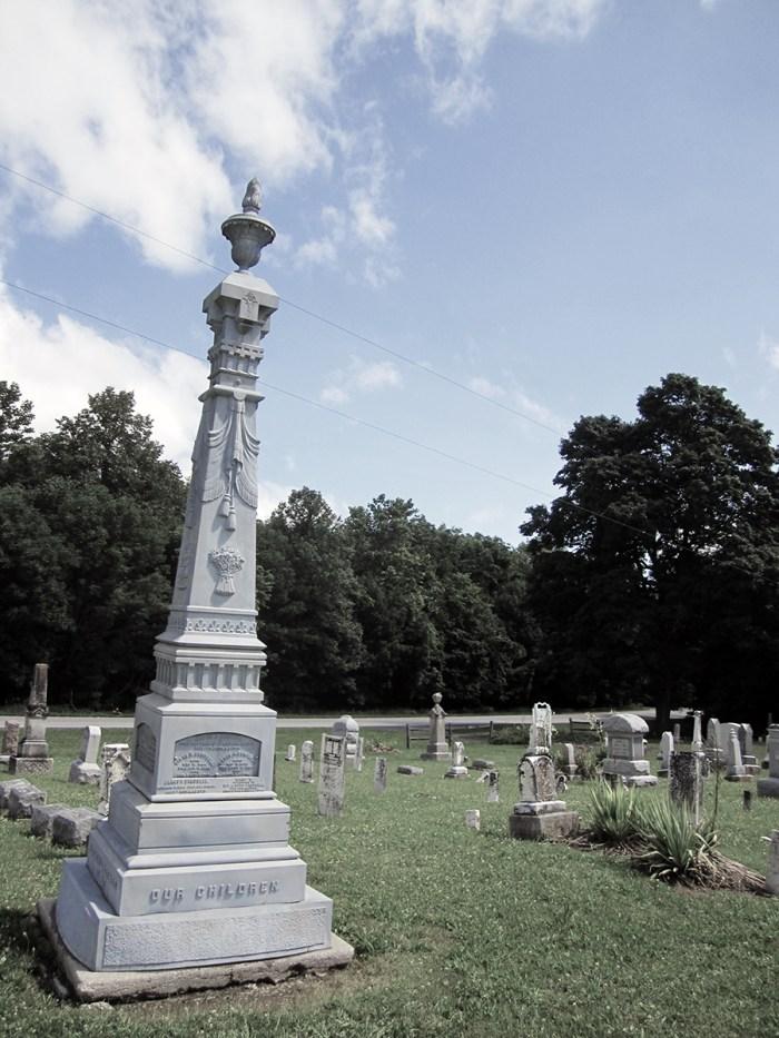 June 25th: Large Gravestone