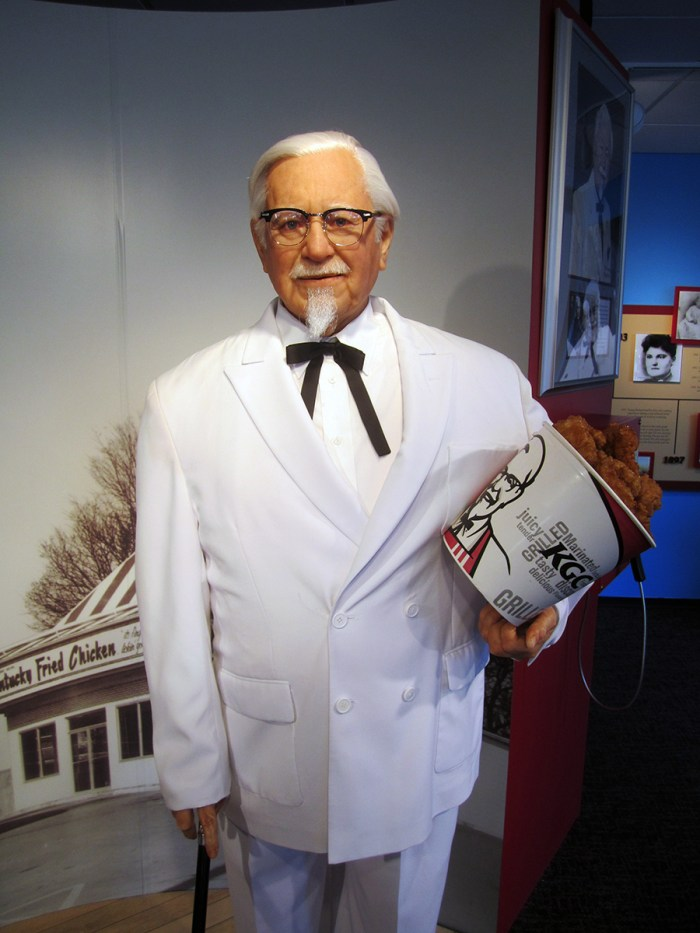 July 19th: Colonel Sanders