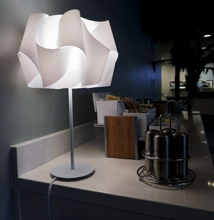 August 23rd: Lamp