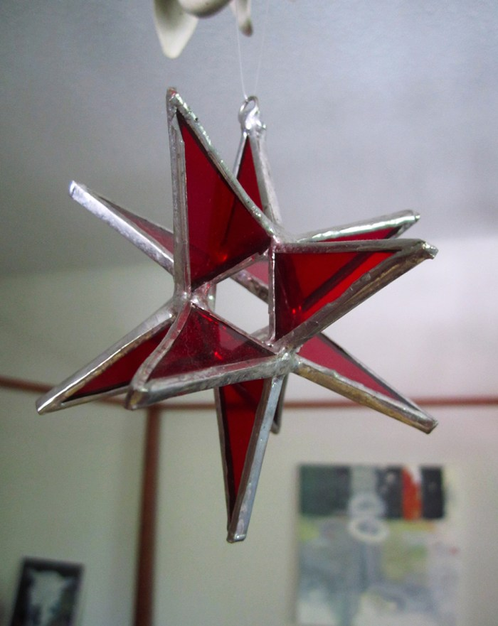 August 17th: Hanging Star