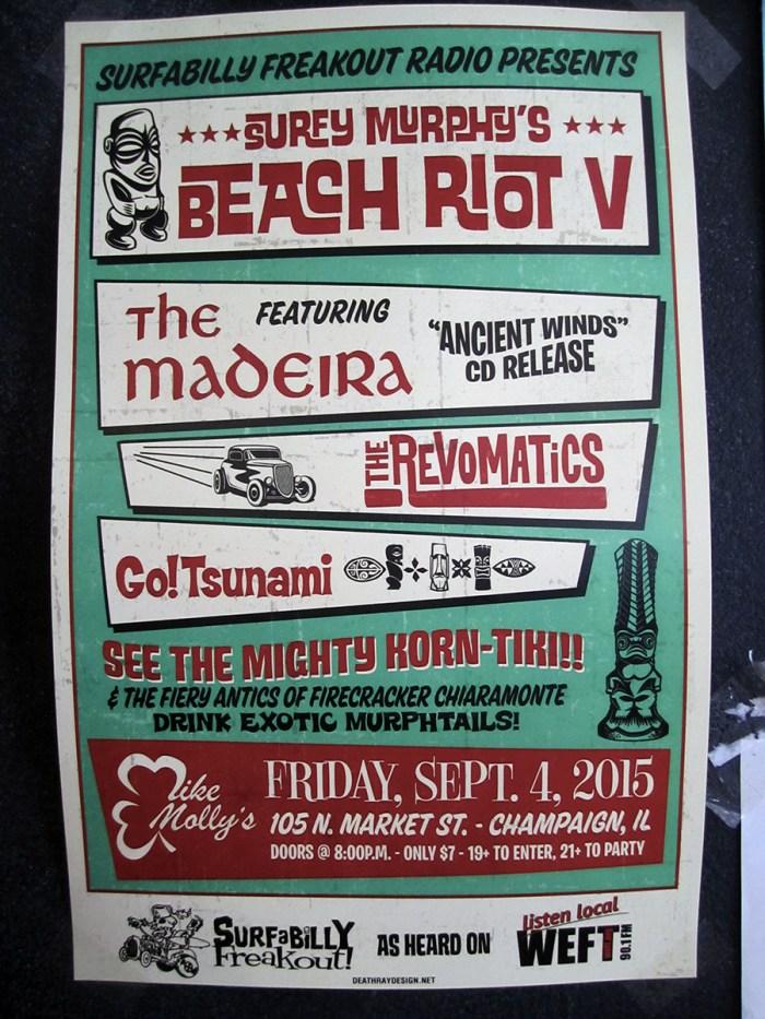 August 13th: Concert Notice
