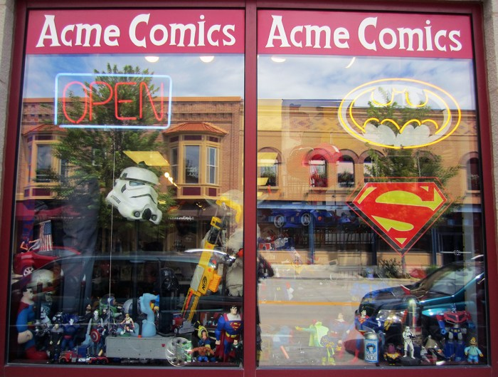 August 8th: Acme Comics (Normal, IL)