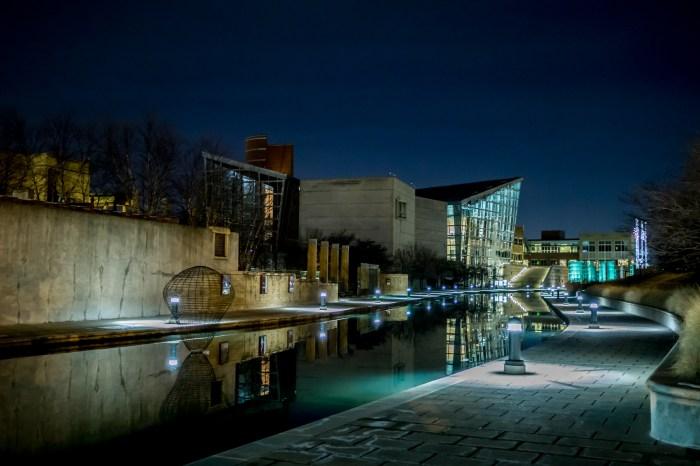 Jan. 20: Canal