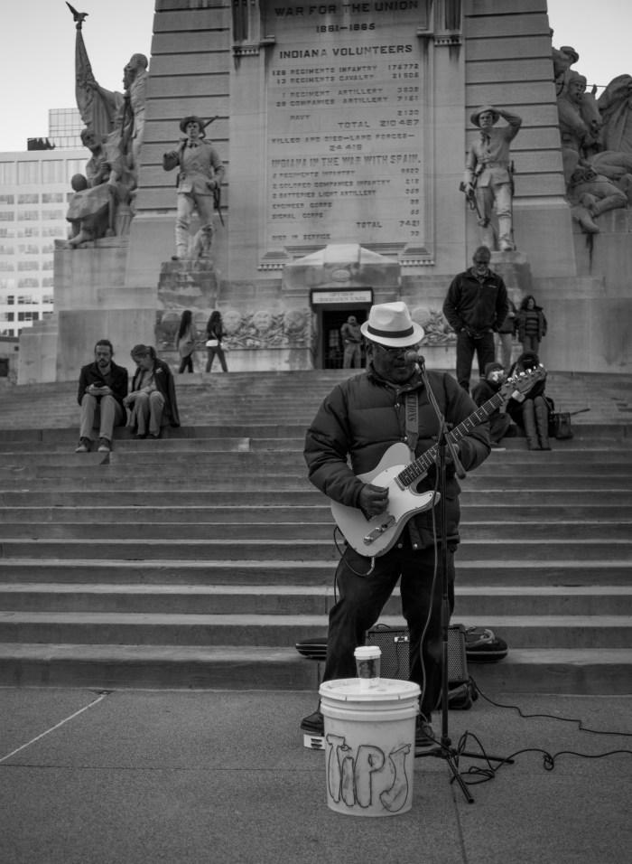 Feb. 14th: Guitar Player