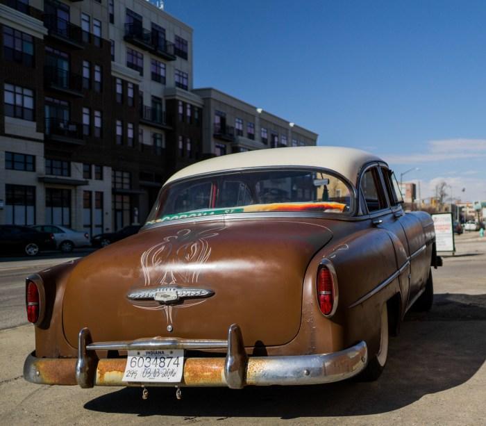 Feb 19th: Old Car