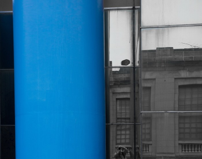 March 16th: Blue Pipe