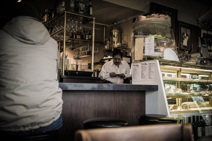 March 29th: Greek Diner