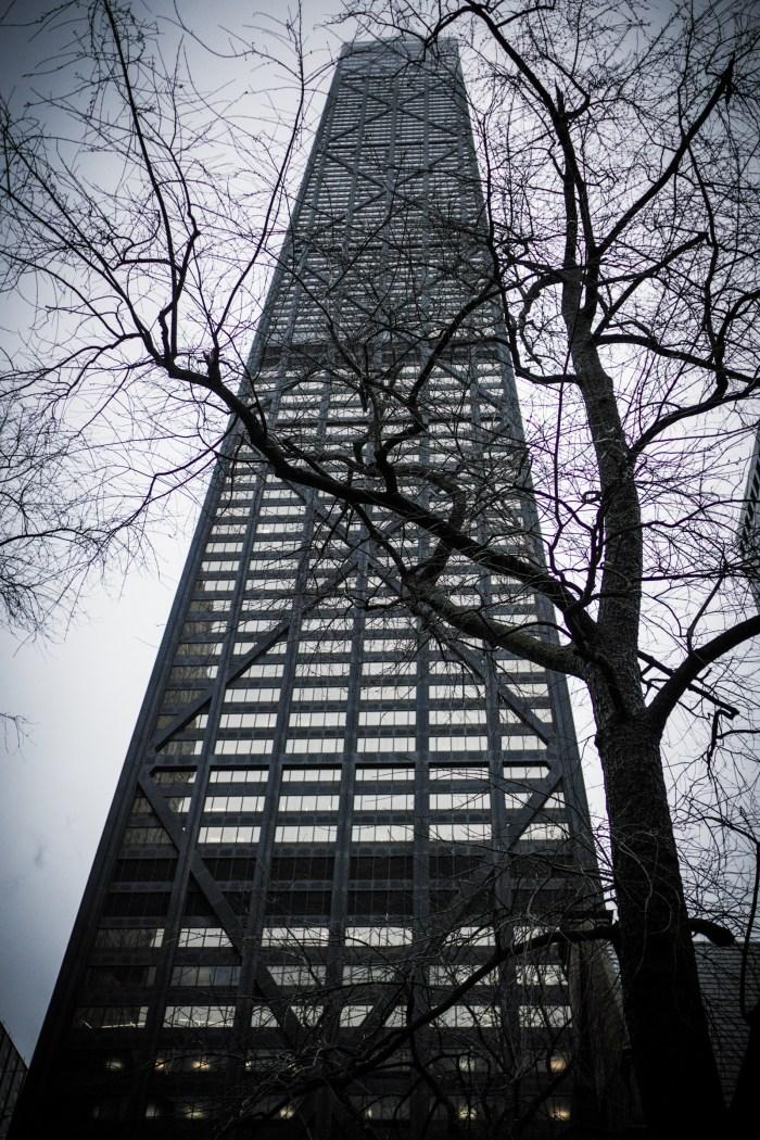 March 31st: Skyscraper
