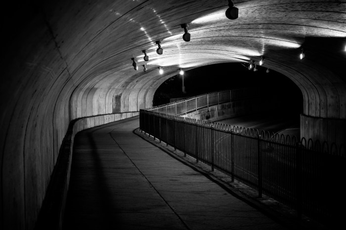 May 10th: Underpass