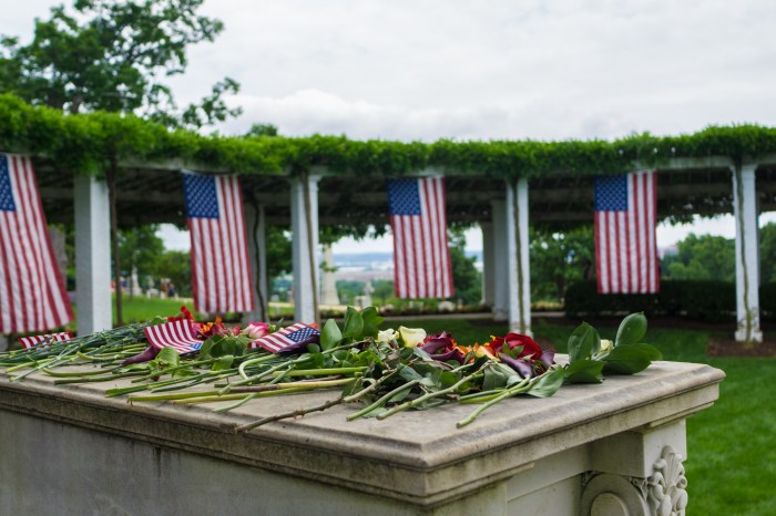 June 25th: Arlington National Cemetery