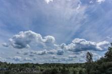 July 13th: Sky, Bloomington