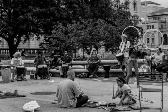 July 1st: Drum Circle in Madison