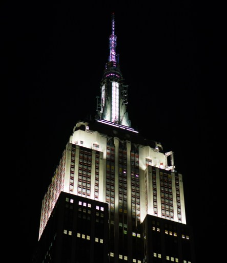Nov 24: Empire State Building