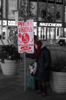 Nov 22: Times Square