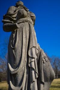Feb 13: Statue