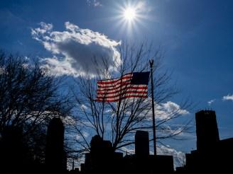 Feb 23: Flag