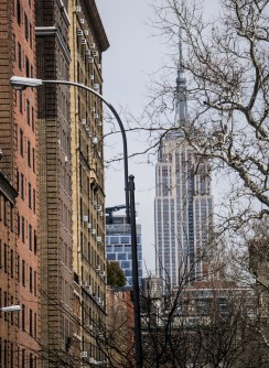 Empire State Building from Soho