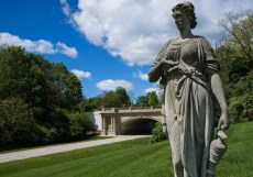 May 14th: Crown Hill Cemetery