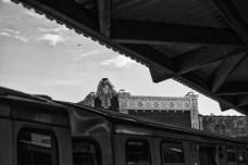 Aug 16: Building, Subway, Plane